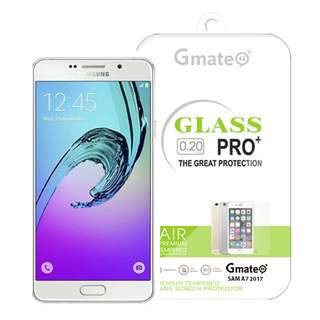 iPhone Samsung Clear Tempered Glass