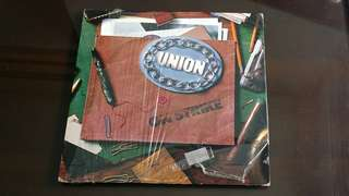 UNION. on strike (Ex : THE Guess Who / Bachman Turner Overdrive / Iron Horse )(Sealed) Vinyl record
