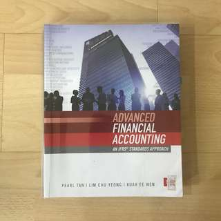 AC3102 advanced financial accounting