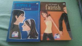 Take All Novel teenlit by Esti Kinasih