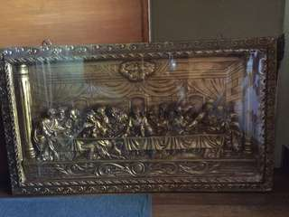 Last Supper Picture Frame