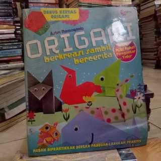 Origami Berkreasi Sambil Bercerita
