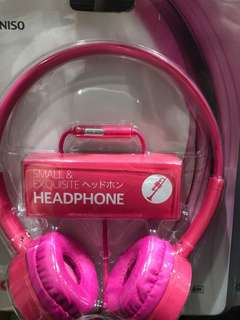 DeepPink Headphone