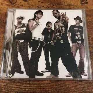 Glay x exile - scream cd