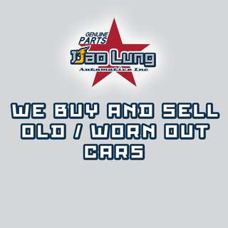 We Buy Old/Used Cars