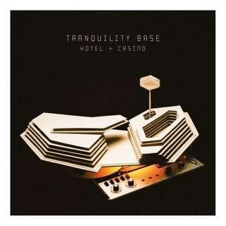 Arctic Monkeys Tranquility Base Hotel & Casino CD 2018 (包郵)