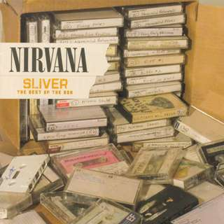 Nirvana – Sliver: The Best Of The Box CD
