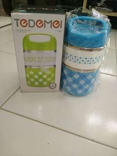 Tedemei lunch box