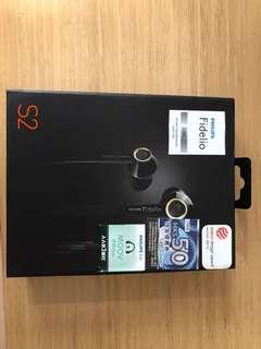 Philips S2盒連新機套(沒耳機)
