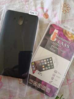 Huawei Mate 10 case with free screen protector