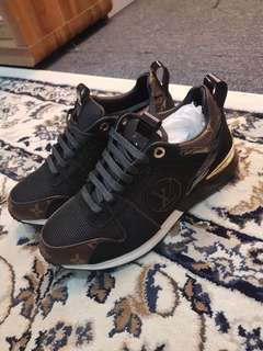 LV Leather Sneakers