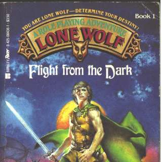 Looking for Legends of Lone Wolf complete novelizations