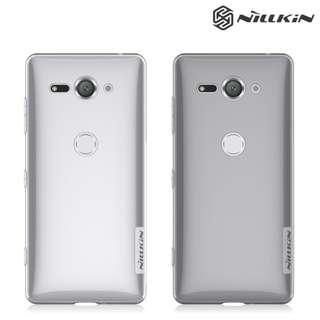 Xperia XZ2 Compact NILLKIN 本色 保護軟套 手機軟殼Case 0525A