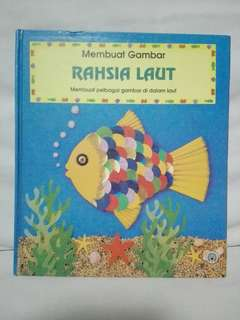 Rahsia Laut (hardcover)