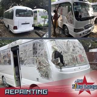 Automobile Repainting