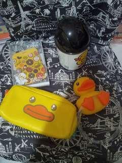 B Duck 福袋全部
