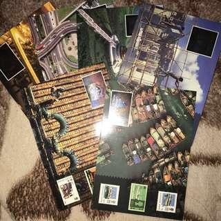 1997 年 香港郵政局 明信片