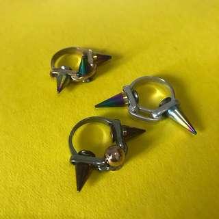 JOOMI LIM ring set (a set of 3)