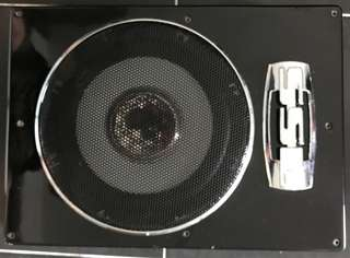 "8"" Amplified sub woofer"