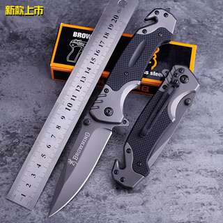 野外生存小刀  Wild survival knife J198