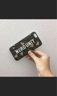 Nerd unit phone case iPhone 6