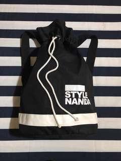 Style Nanda X I.T Labels x Korean Bag
