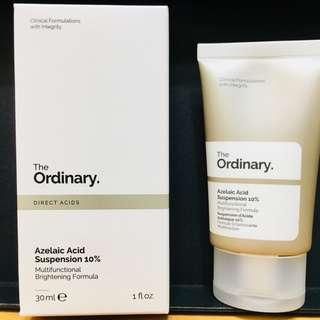 The Ordinary Azelaic Acid Suspension 10% 杜鵑花酸亮白乳液