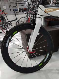 Onipax Carbon 451 100/130mm wheelset