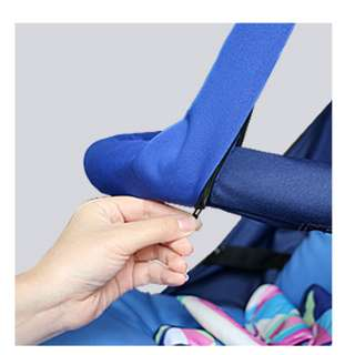 Baby drool pad Stroller