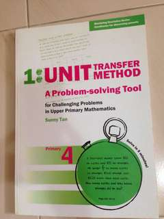 Unit Transfer Method P4