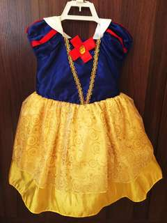 Snow white Costume ( 1-2yrs old )
