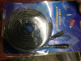 RCA cable 4.5m