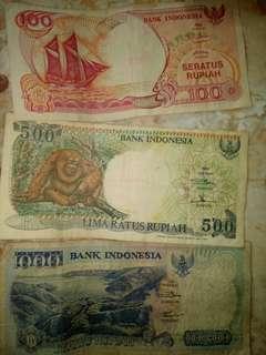 Uang kertas keluaran tahun 1992