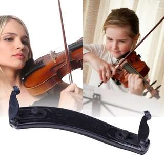 Used twice, mint condition,  Violin Shoulder Rest Pad Fully Portable Black Shoulder Violin, CRISTOFORI, YAMAHA