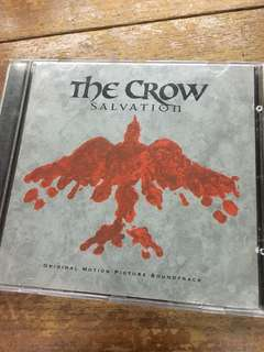 The crow salvation OST