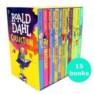 Roald Dahl Books Collection