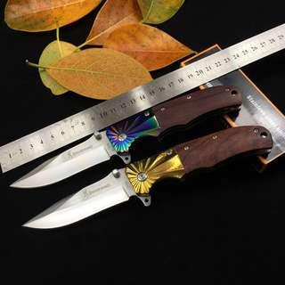 户外FA32折叠刀  Outdoor FA32 folding knife  J199