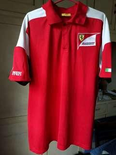 Authentic Ferrari Racing Polo