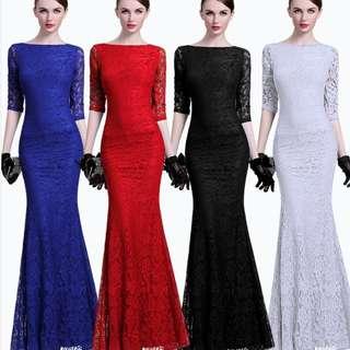 EG0147 in-stock Evening Gown, Prom Dress, DND Dress V1