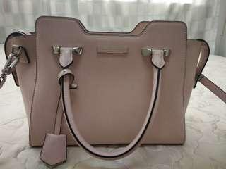 Charles & Keith Pink Handbag