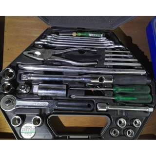 HEYCO 49-50 Tool Sets (27pcs) (MM)