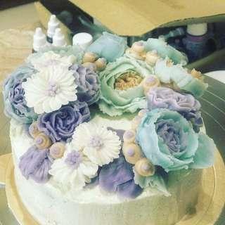 🚚 裱花蛋糕