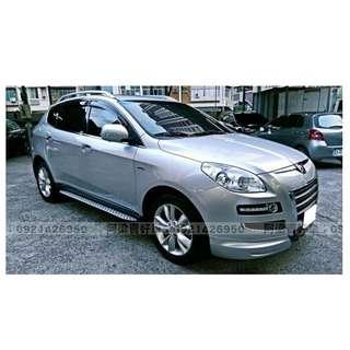 2010年-納智捷-SUV (車況優.安全可佳) 買車不是夢想.輕鬆低月付.歡迎加LINE.電(店)洽