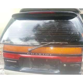 Bonet Belakang RVR chariot Space wagon nimbus n33w n43w Japan ralliart