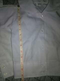 Uniform white