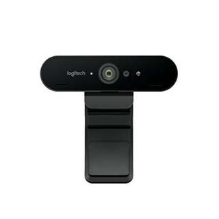 Logitech Brio 4K Ultra HD Webcam NEW RETAIL PACK