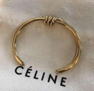 Celine extra thin single knot