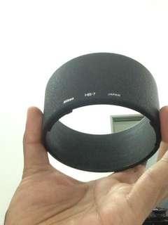Nikon 80-200mm ori lens hood