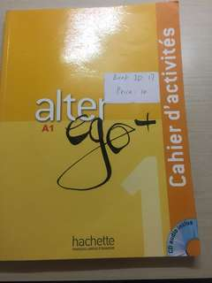 Alter ego+ A1