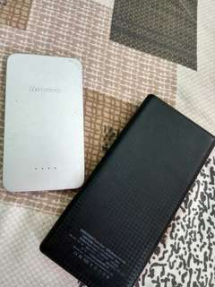 Pineng Powerbank and Lenovo 800 only